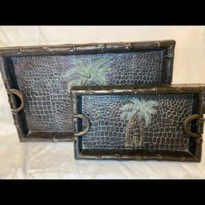 Accents - Decorative trays